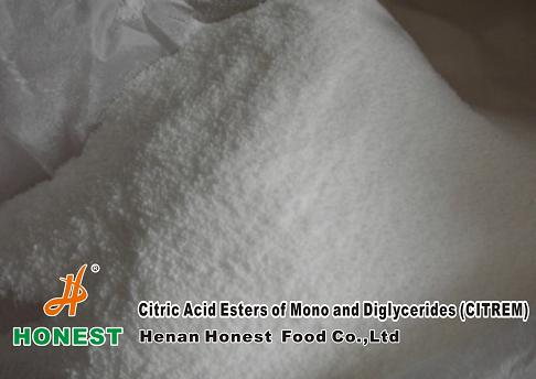 CITREM (Citric Acid Esters of Mono-and Diglycerides)